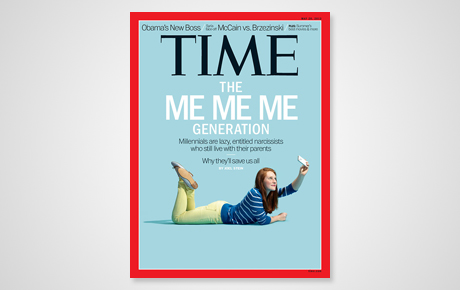Time – The Me Me Me Generation