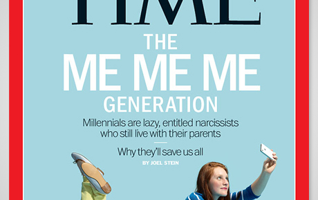 the millennials as generation me What is the millennial age range and what does that  has caused me to distrust millennials based on the fact  so imagine the generation above me.