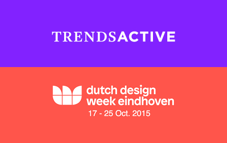 TrendsActive on Design Thinking at Dutch Design Week