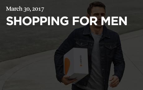 Shopping for men