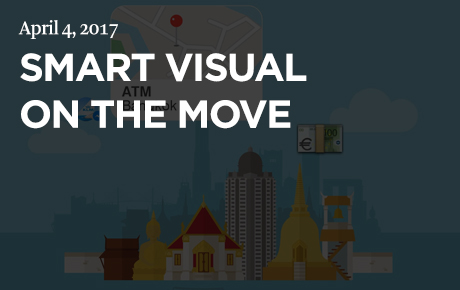 Smart visual on the move