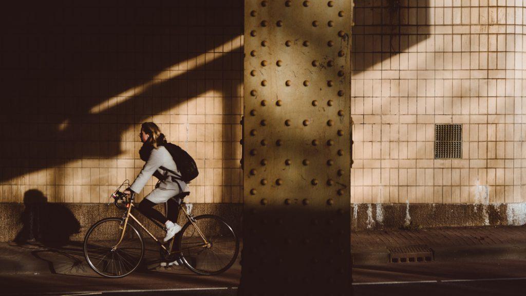 millennials on a bike