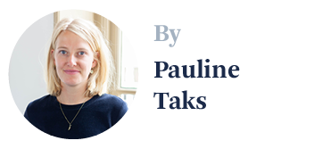 Picture of the author, Pauline Taks